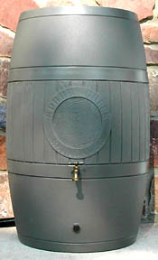 Rainsaver Rain Barrel - 54 Gallon